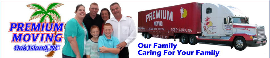 Premium Moving - Oak Island, Southport, St. James and Bald Head Island